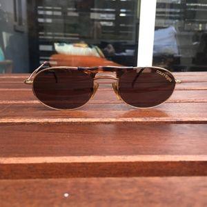 VTG RARE Courreges Bobino Sunglasses 9542